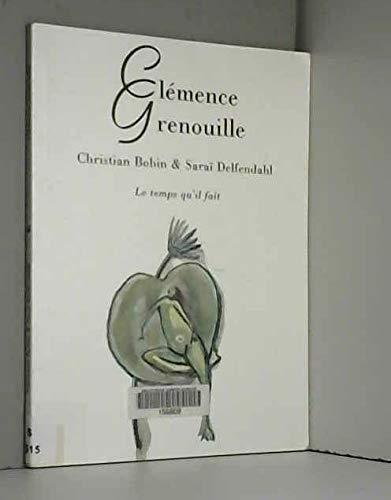 9782868532589: Clémence Grenouille