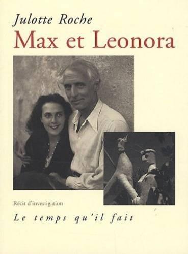 9782868532718: Max et Leonora: Récit d'investigation (French Edition)