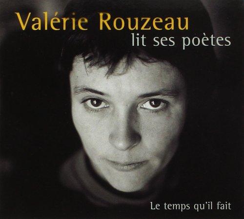Valerie Rouzeau lit ses poètes