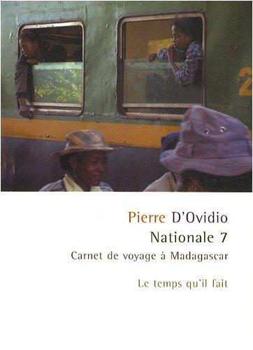 9782868535115: Nationale 7: Carnet de voyage à Madagascar