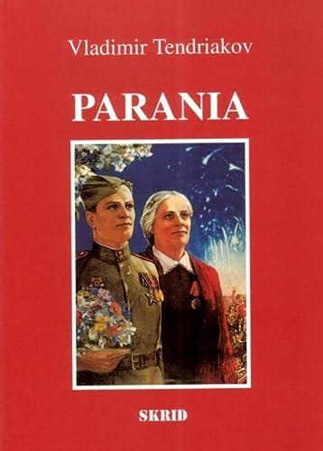 9782868631077: Parania (French Edition)