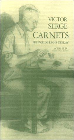9782868690586: Carnets