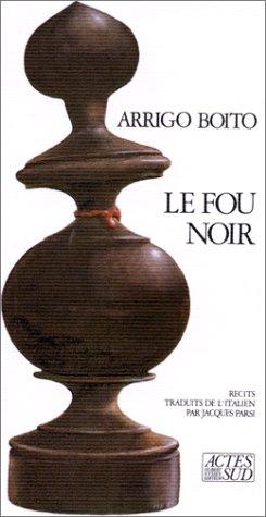 9782868691545: Le fou noir : Récits (Romans Nouvelles et Récits)