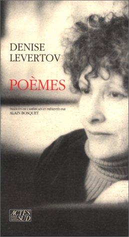 Poèmes (286869389X) by [???]
