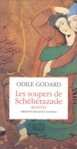 9782868695994: Les Soupers de Shéhérazade