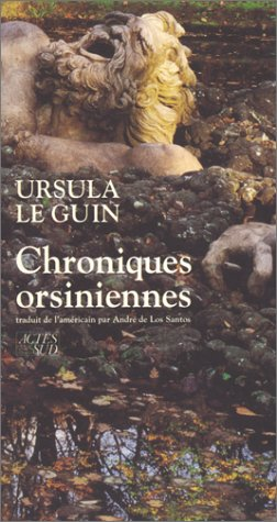 Chroniques orsiniennes: LE GUIN,URSULA