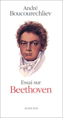 """9782868696465: Essai sur Beethoven (Série """"Musique"""") (French Edition)"""