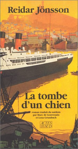 TOMBE D'UN CHIEN (LA): JONSSON REIDAR