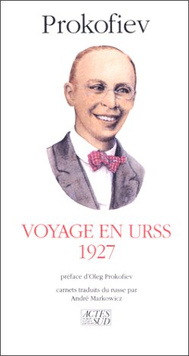 9782868696755: Voyage en URSS, 1927