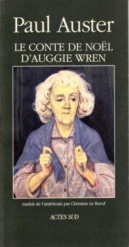 9782868697691: Le conte de Noël d'Auggie Wren