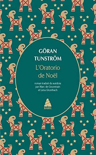 ORATORIO DE NOEL BAB0056: TUNSTROM GORAN