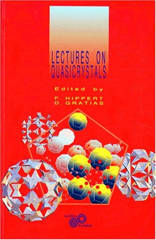 9782868832306: LECTURES ON QUASICRYSTALS. Edition en anglais