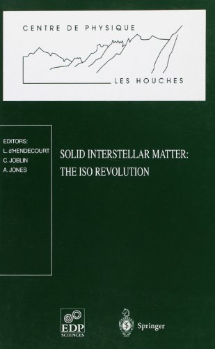 9782868833983: Solid Interstellar Matter (French Edition)