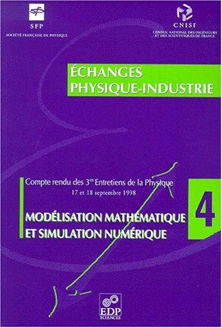 9782868834201: Mod�lisation math�matique et simulation mol�culaire