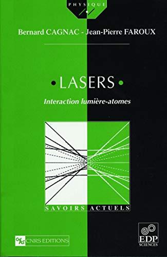 """lasers ; interaction lumiere-atomes"": LONGITUDES BUREAU"