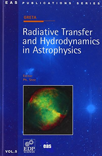 9782868836212: Radiative Transfer and Hydrodynamics in Astrophysics