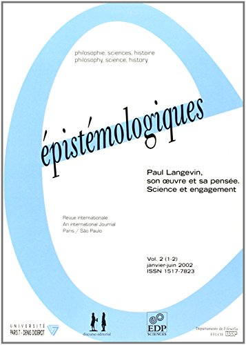 Paul langevin son oeuvre et sa pensée (French Edition): Collectif