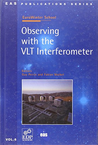 Observing with the Vlt Interferometer: Perrin, G; Malbet, F