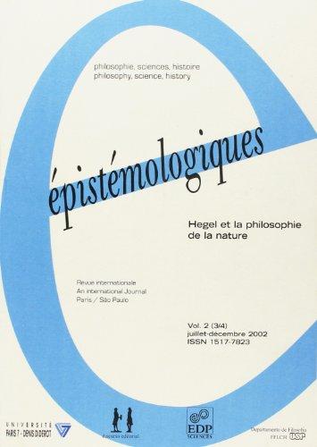 Hegel et la philosophie de la nature (French Edition): Emmanuel Renault