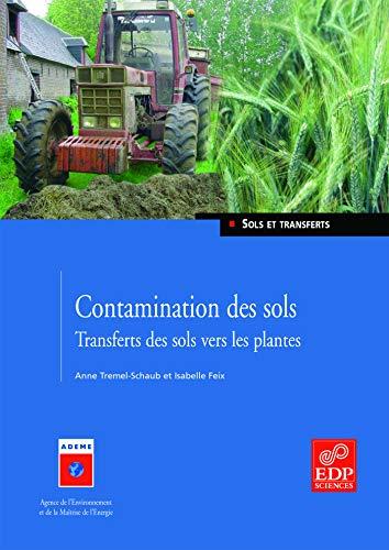 9782868837936: Contamination des sols (French Edition)