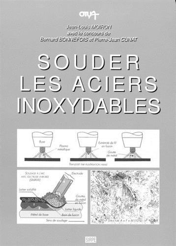 souder aciers inox