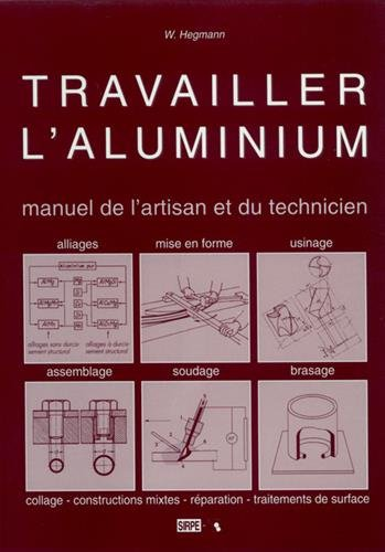9782868838575: Travailler l'Aluminium (French Edition)