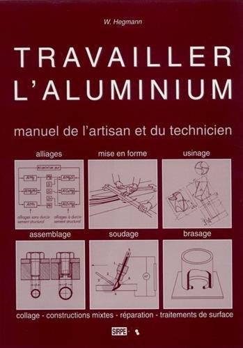 Travailler l'Aluminium (French Edition): Hegmann W