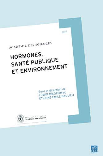 hormones, santé publique et environnement: EDWIN MILGROM