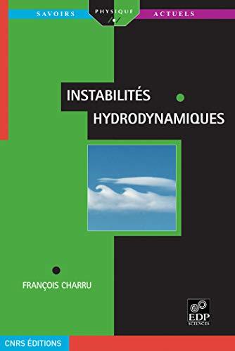 9782868839855: Instabilit� hydrodynamiques