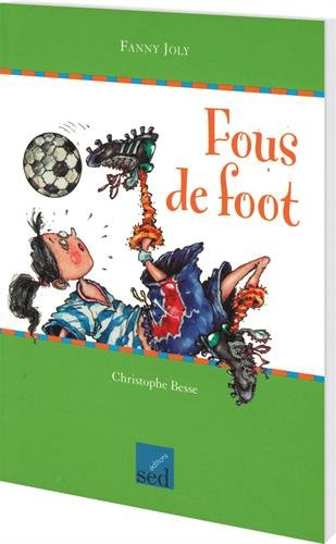 9782868939777: Fous de foot