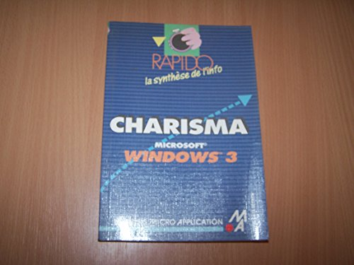 9782868994769: Rapido charisma
