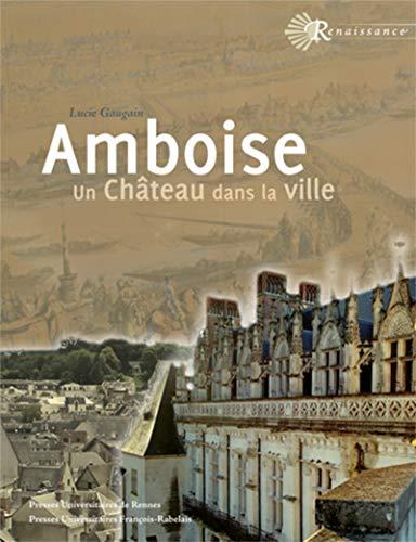 9782869063747: Amboise : Un château dans la ville