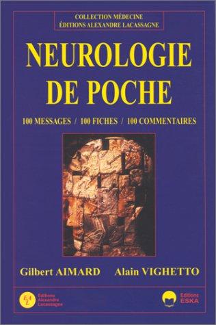9782869114418: Neurologie de poche (French Edition)