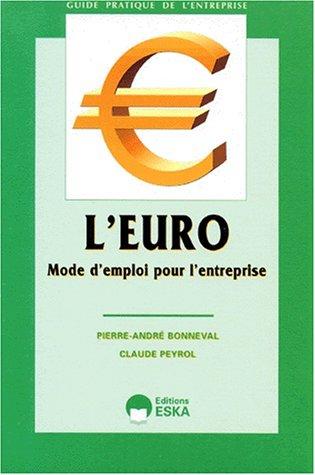 L'Euro (French Edition): P. Bonneval