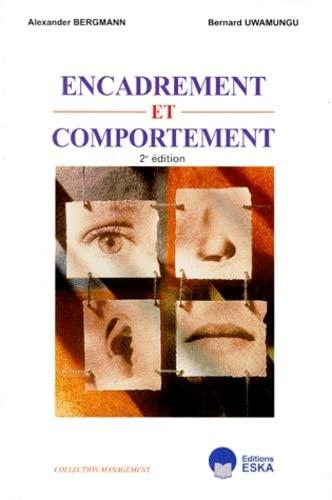 Encadrement et comportement (9782869117563) by Bergmann