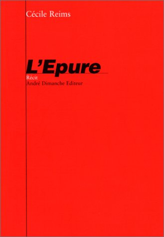 9782869161061: L'epure (French Edition)