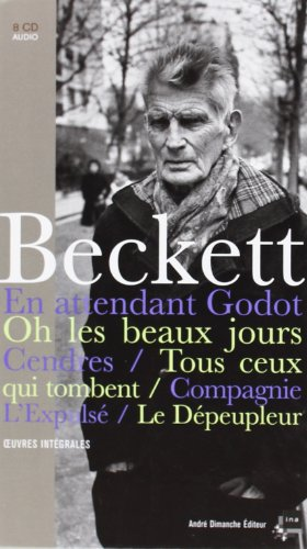 9782869161542: Samuel Beckett (Coffret 8 CD + Livret)