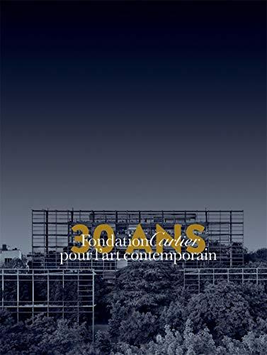 Fondation Cartier pour l'art contemporain, 30th anniversary: NOUVEL,JEAN