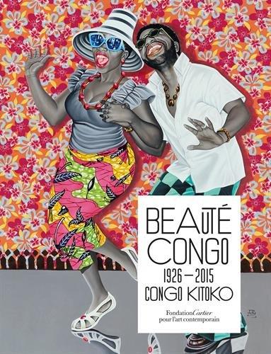 9782869251182: Beauté Congo 1926-2015 Congo Kitoko