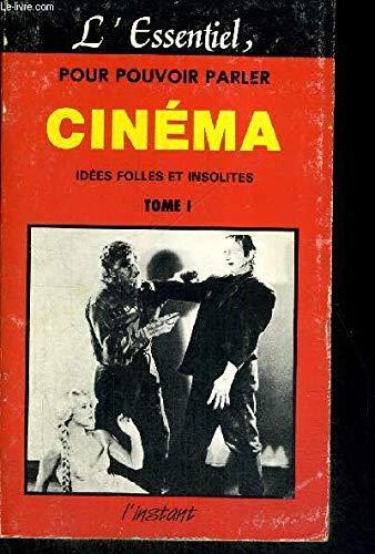 9782869290082: Cinema (L'Essentiel pour pouvoir parler) (French Edition)