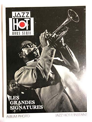 Les Grandes Signatures;: Jazz Hot Magazine)