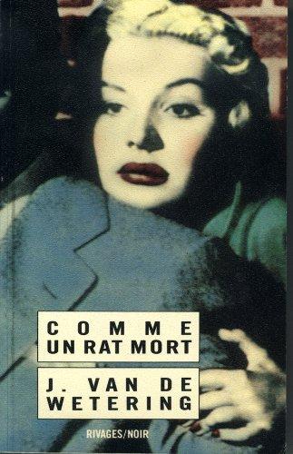 Comme un rat mort (2869300107) by Janwillem Van de Wetering; Isabelle Reinharez