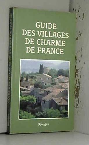 9782869303546: Guide des villages de charme de France