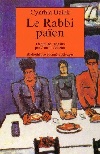 9782869303812: Le Rabbi païen (Bibliothèque étrangère)