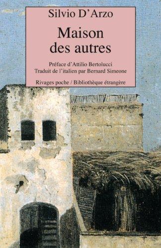 9782869305946: Maison des autres (Bibliothèque étrangère)