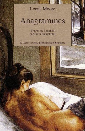 9782869306462: Anagrammes (Bibliothèque étrangère)