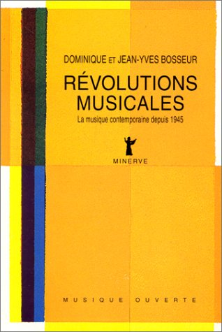 9782869310896: Révolutions musicales