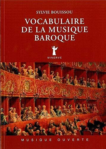 9782869311206: vocabulaire de la musique baroque
