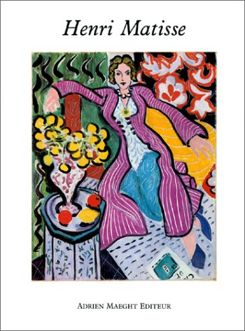 With Apparent Ease. HENRI MATISSE.: Delectorskaya, Lydia; TOURKOFF,