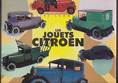 9782869411050: Les jouets Citroën (Objets de Collection)